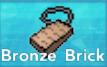 Bronze Brick Icon