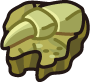 Claw Fossil DW