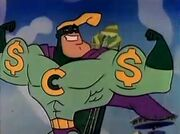 Commander Cash