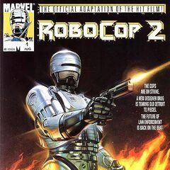 RoboCop 2 Magazine<br />(collected color reprint)