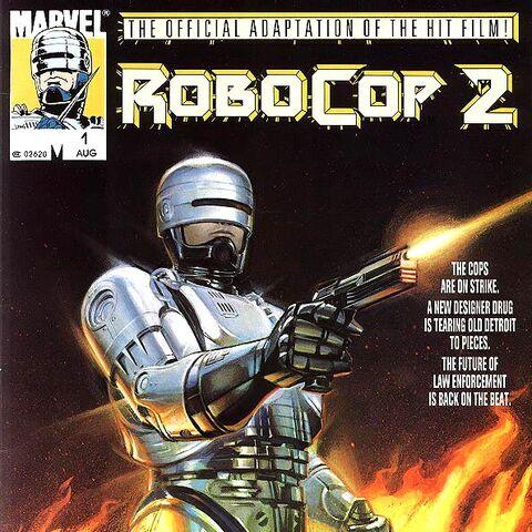 RoboCop 2 Magazine