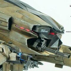 Threezero 1/6 scale ED-209