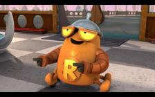 Robot cool