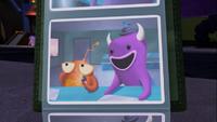 Monsters wallet