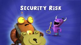 Securityrisk titlecard