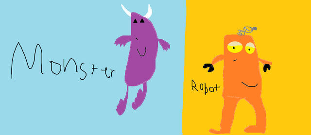 File:Robot And Monster.png