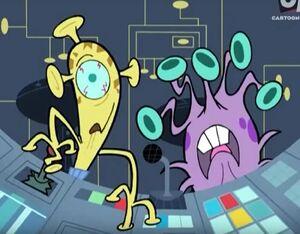 Alien minons