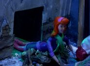 Daphne in Jasons Schack