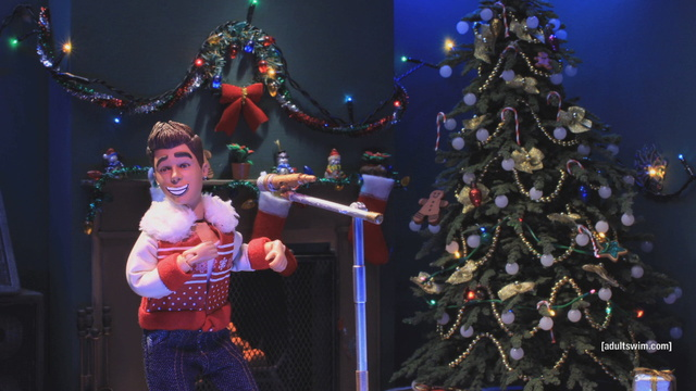 Robot Chicken's ATM Christmas Special | Robot Chicken Wiki ...
