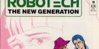 Robotech: The New Generation 19: Frostbite