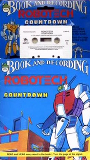 Countdown audio casset book