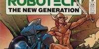 Robotech: The New Generation 13: Sandstorm