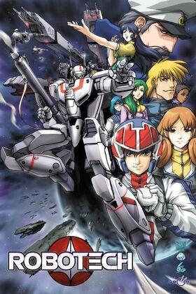 Robotech image