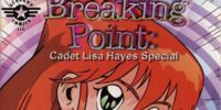 Robotech: Breaking Point: Cadet Lisa Hayes Special