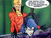They saved Zor's Brain