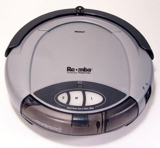 File:Roomba original.jpg