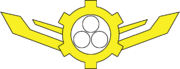 Functionist council insignia