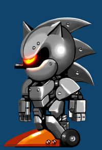 Silver Sonic