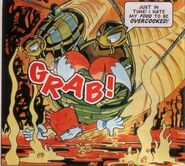Grabber the Comic