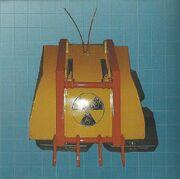 Atomic old flipper design