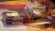 Hypno-Disc vs Tornado