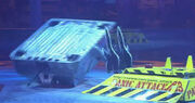 Panic Attack vs X-Terminator
