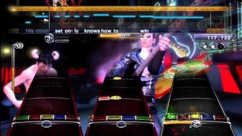 A Warrior's Call - Volbeat Expert RB3 DLC