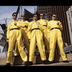 Devo Rock Band Re-Records