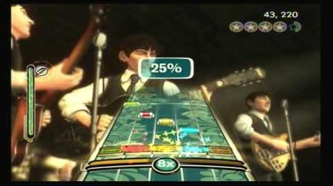 The Beatles Rock Band Boys- Sight Read (99% Gold Stars)