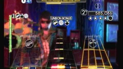 Rock Band 2 - Hungry Like The Wolf - Full Band - 5 Stars