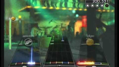Paralyzer - Finger Eleven - Rock Band 2 - Expert Guitar, Bass & Drums