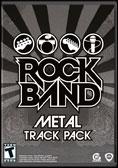 Metal track pack