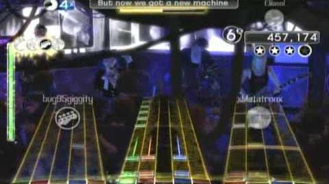 Space Truckin - Deep Purple - Rock Band Full Expert Band