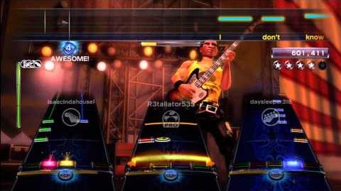 I Don't Know by Ozzy Osbourne Full Band FC 1331