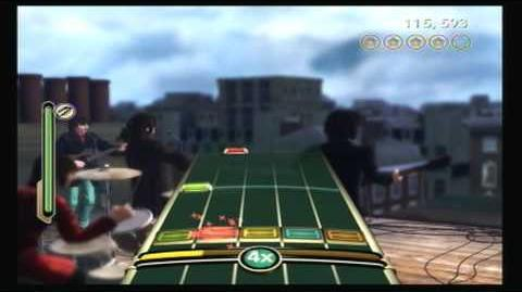 The Beatles Rock Band I Want You (She's So Heavy)- Sight Read (97%)