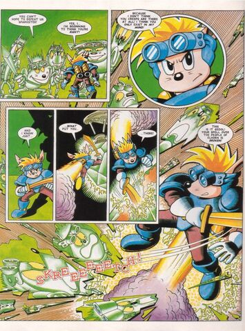 File:Sparkster Last of the Rocket Knights Page 24.jpg