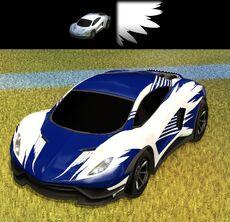 Car Endo Dec-Wings