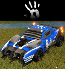 Tribal 3 decal premium