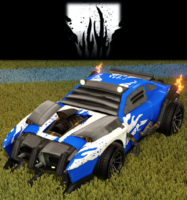 Flames 2 decal premium