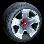 Fireplug wheel icon