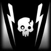 Kilowatt decal icon