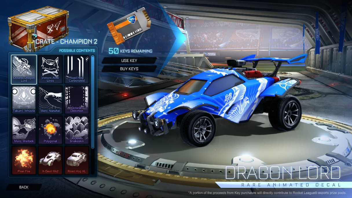 What Is A Crate Engine Wiki >> Image - Crate - Champion 2 - Octane Dragon Lord.jpg | Rocket League Wiki | FANDOM powered by Wikia