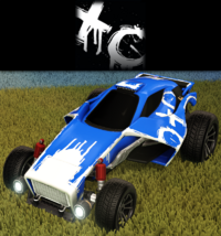 Tagged decal common