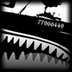 Tiger Shark decal icon