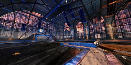 Urban Central (Dawn) arena preview
