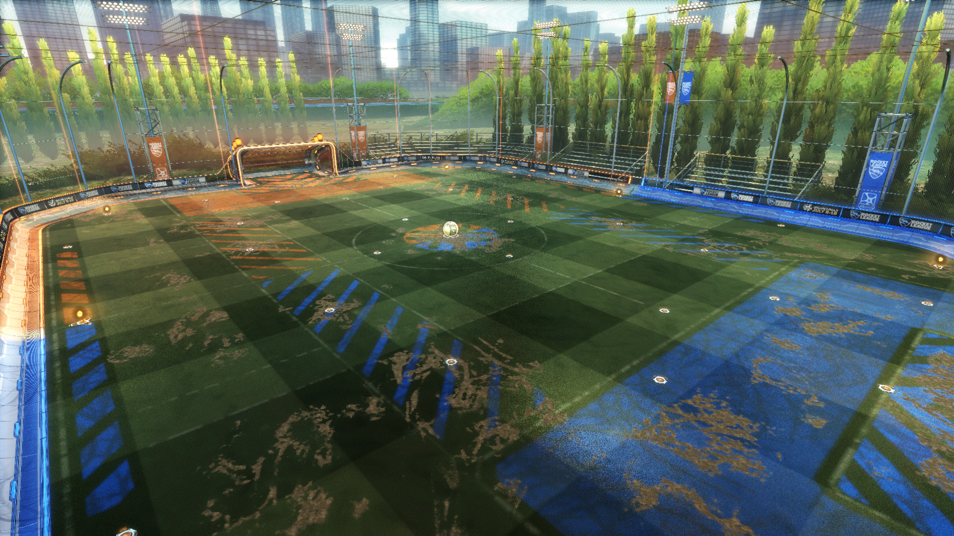 Rocket League Garage >> Beckwith Park | Rocket League Wiki | FANDOM powered by Wikia
