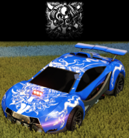 Oni decal rare