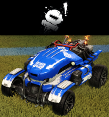 Tagged decal premium