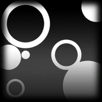 Bubbly decal icon