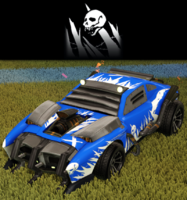Spikes decal premium
